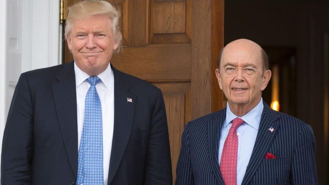 ويلبور روس، وزير التجارة الأميركي