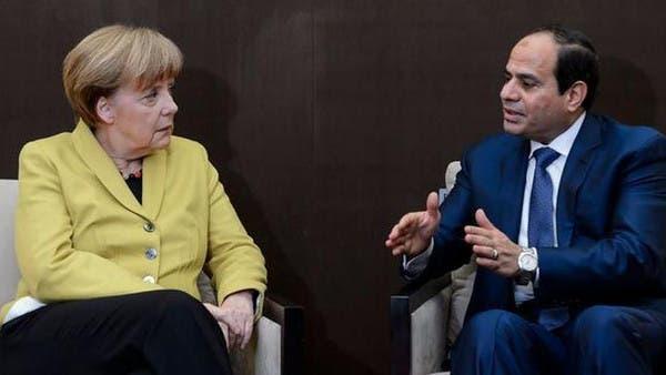 ميركل ترحب بإعلان القاهرة حول ليبيا: امتداد لمسار برلين