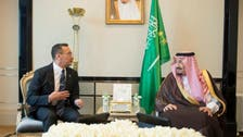 King Salman accesses situation in region with Malaysia's defense minister