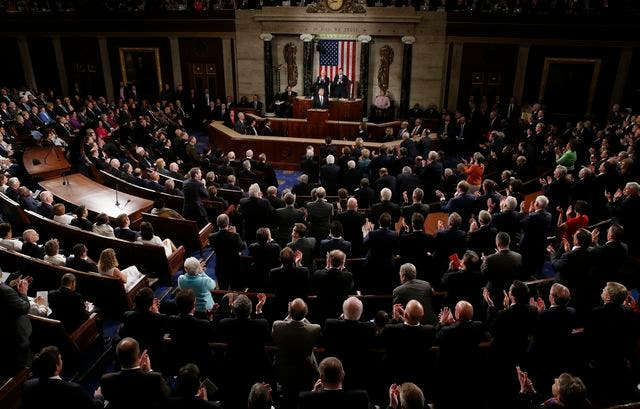 الكونغرس أقر عقوبات على روسيا