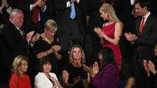 WATCH: Navy SEAL wife's tearful moment in US Congress