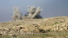 صد هجوم لداعش بالمفخخات والانتحاريين في الموصل