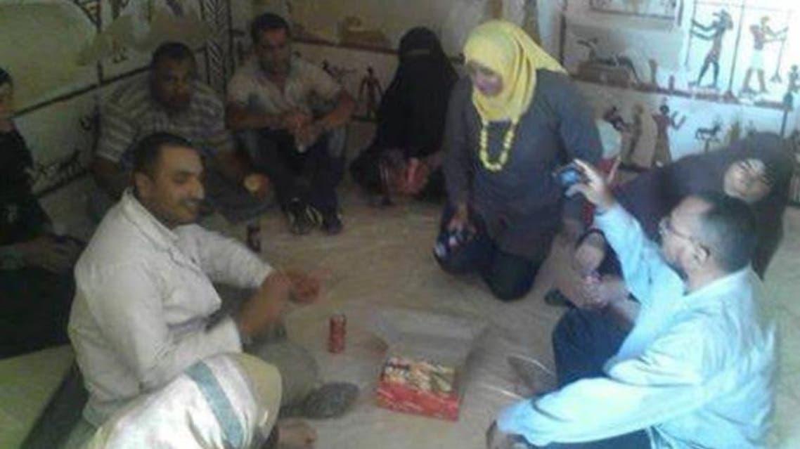 صورة مصريين