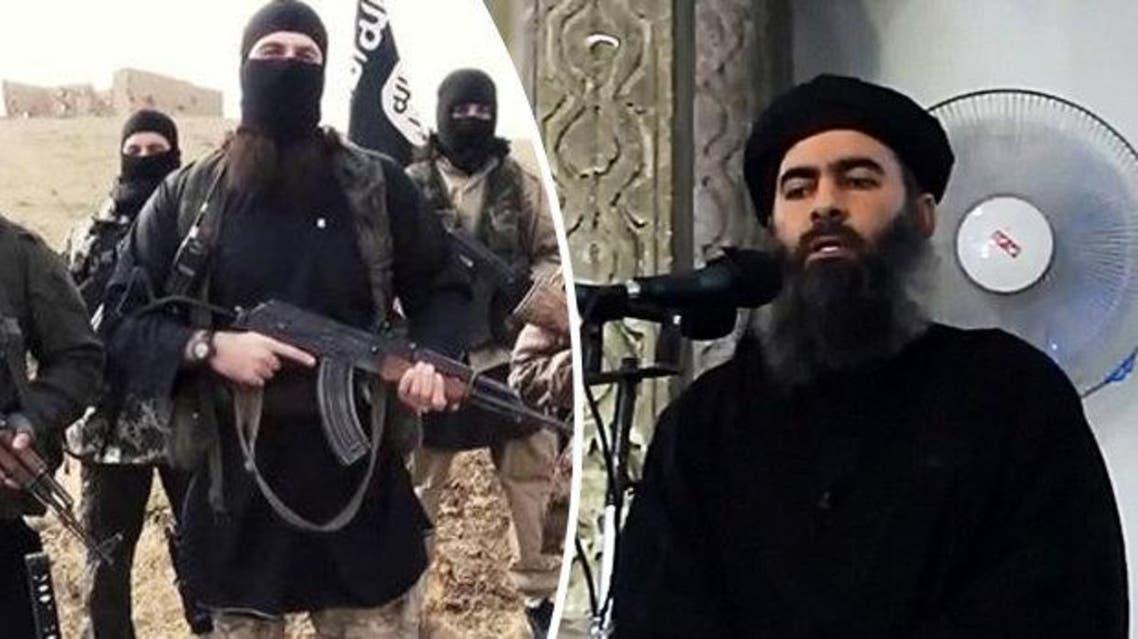 البغدادي - عناصر داعش 3