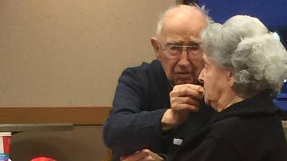 الزواج مسن مسنة