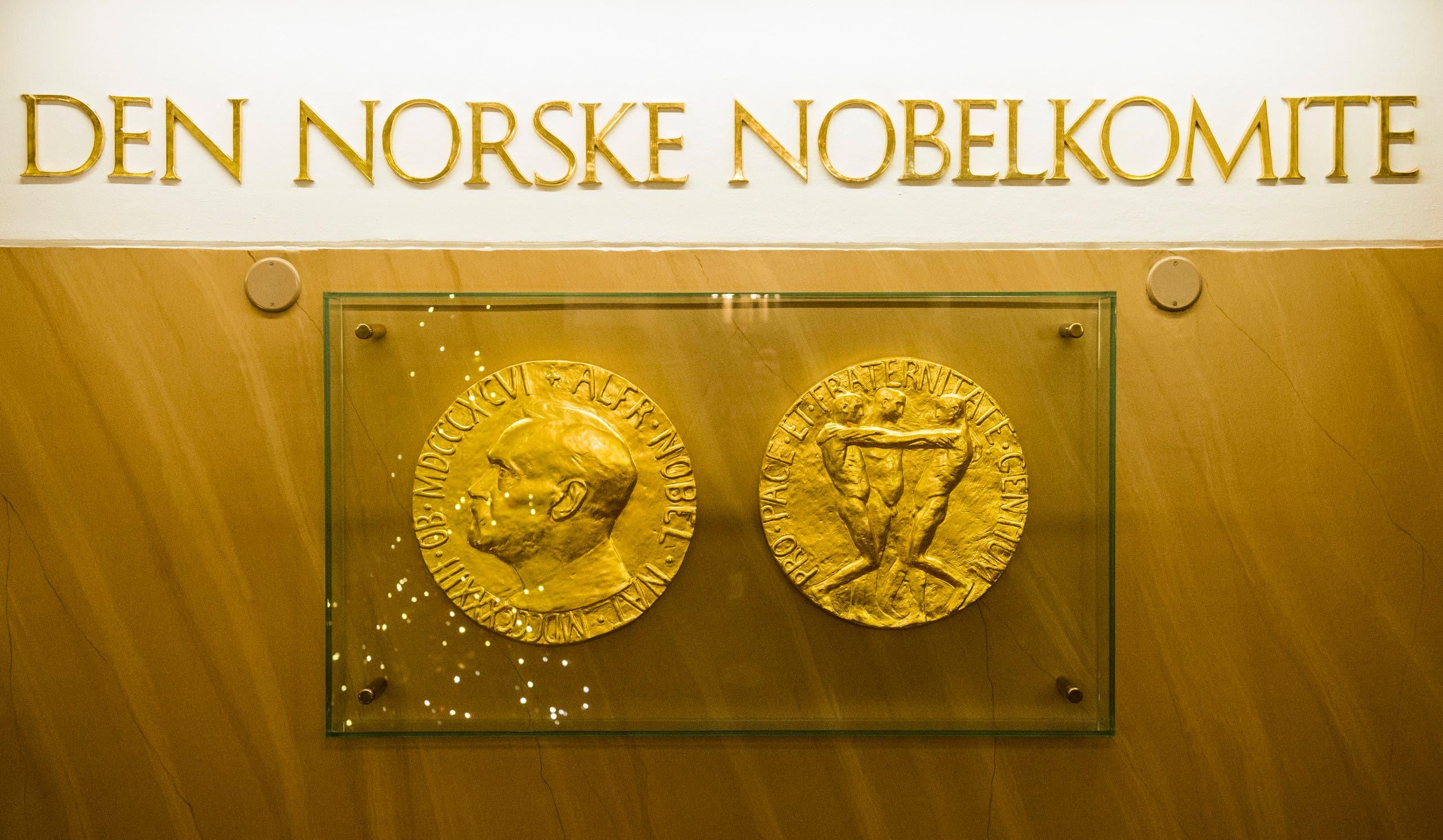 ميدالية نوبل