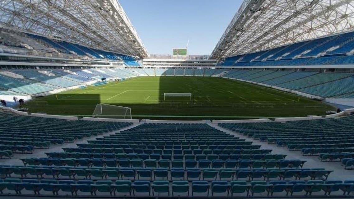 ورزشگاهی در روسیه