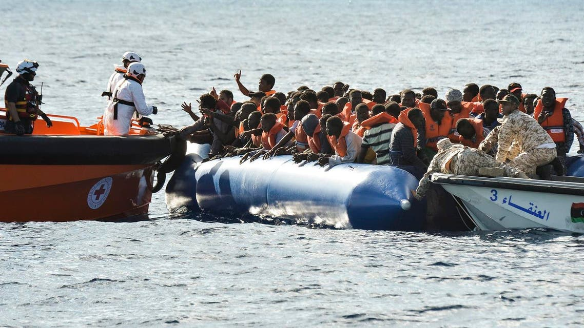 More than 13,400 people had arrived on Italy's shores so far this year – an increase of 50 to 70 percent compared with 2016 and 2015. (File photo: AFP)