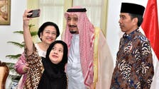 Third selfie of King Salman's Asian tour is lighting up the internet