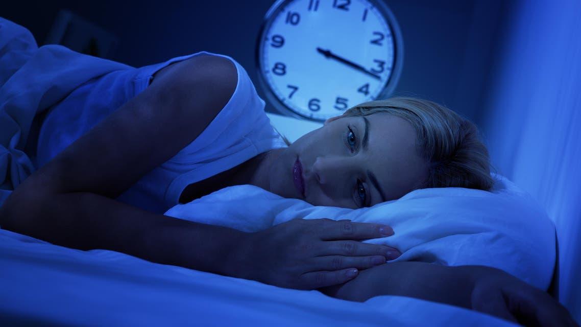 Insomnia sleep sleeping