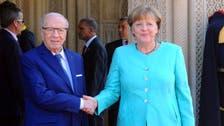 Merkel: Tunisia agrees to take back 1,500 migrants