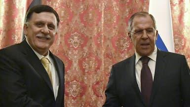 لافروف: حفتر يؤجل التوقيع على اتفاق الهدنة