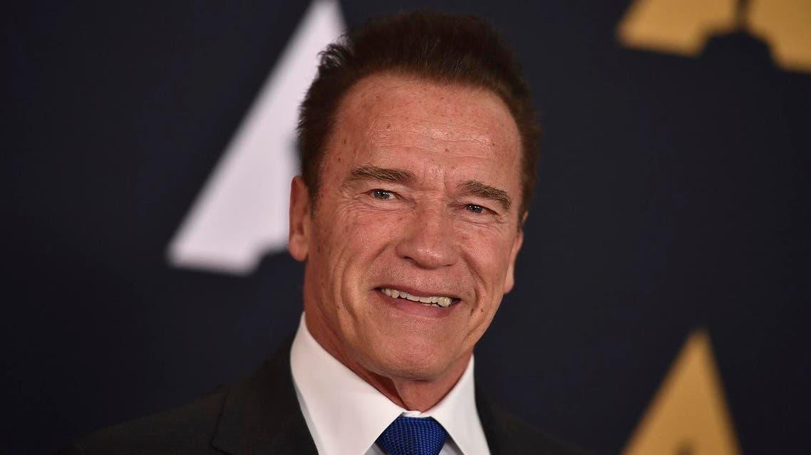 Arnold Schwarzenegger AP