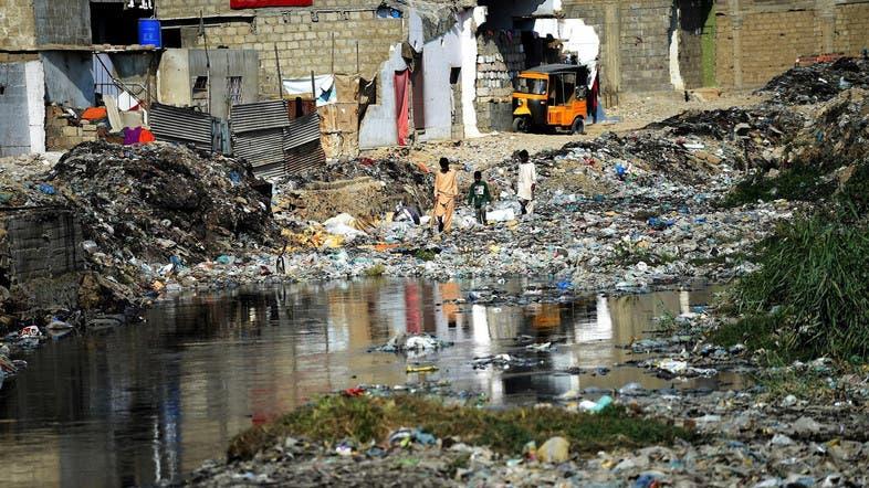 Has Pakistan's Karachi turned into a deadly 'rubbish bin