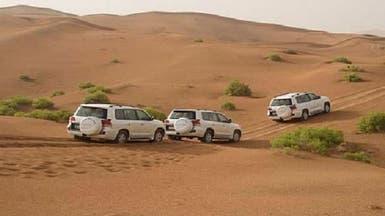 """""""دبي للسياحة"""" تحدّث قوانين الرحلات البرية والمخيمات"""
