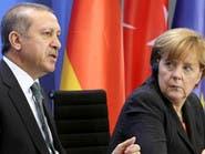 ميركل تحذر أردوغان من عواقب التصعيد في المتوسط