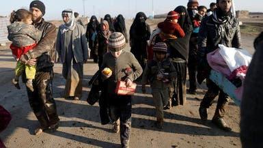 أكثر من 80 ألف نازح جراء معارك غرب الموصل