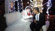 مصری خاتون 18 سال بعد دوبارہ دلہن کے روپ میں!