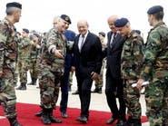 وزير الدفاع الفرنسي يؤكد من بيروت على مساعدة جيش لبنان