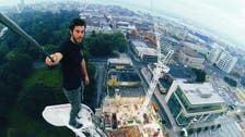WATCH: Man summoned for yet another Dubai skyscraper selfie stunt