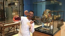 Will Smith snaps selfie with Tutankhamen as his Egypt visit gets fans excited
