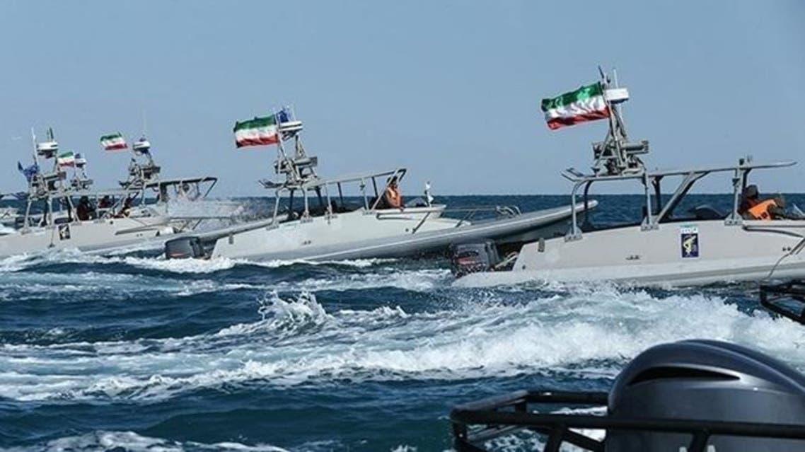 زوارق إيران