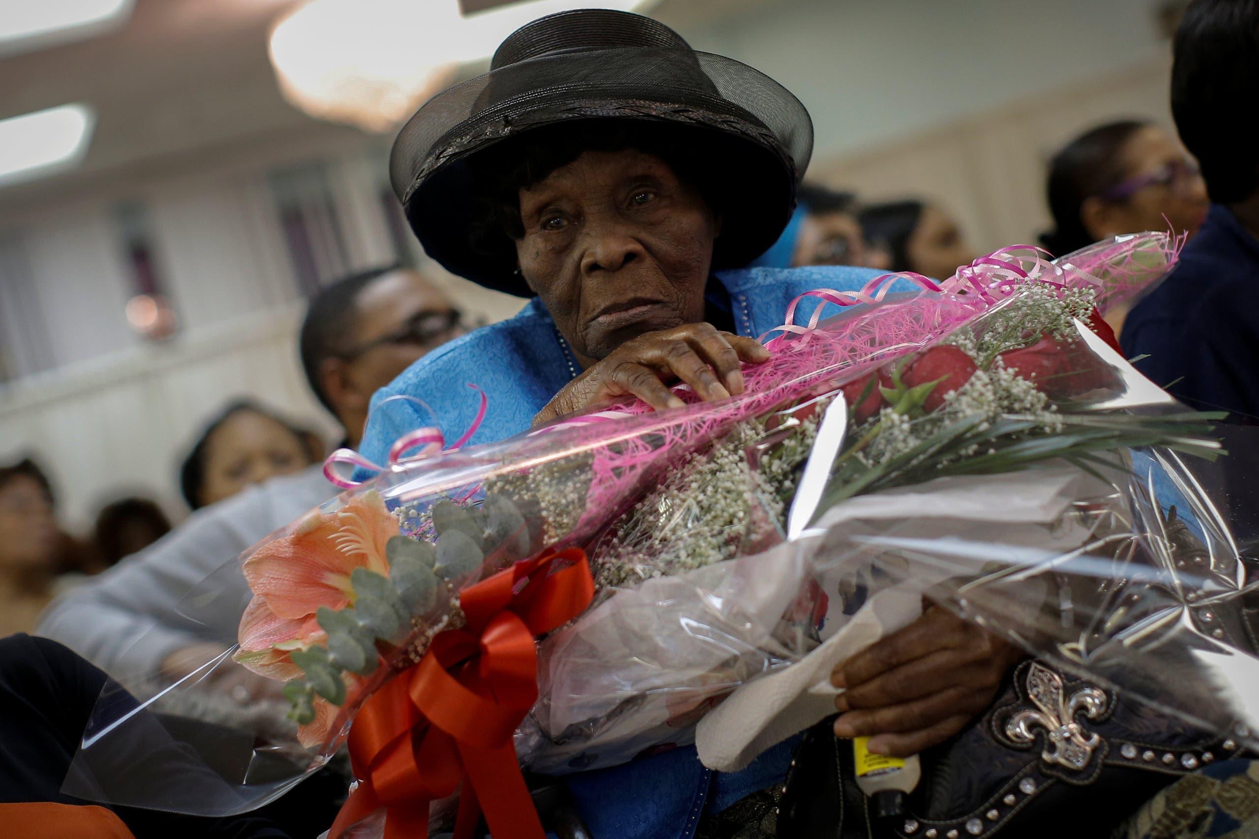 صوفيا سميث (101 عام)