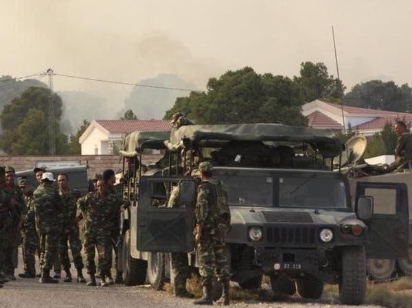 تونس.. الأمن يقتل إرهابيين بجبال عرباطة والعملية متواصلة