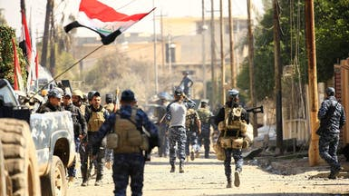 مجمع المباني الحكومية بالموصل تحت سيطرة القوات المشتركة