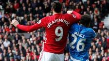 الاتحاد الإنجليزي يوقف إبراهيموفيتش 3 مباريات