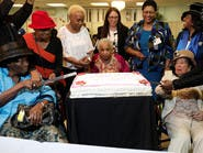 بالصور.. 3 أميركيات بدار مسنين يحتفلن بتجاوزهن 100 عام