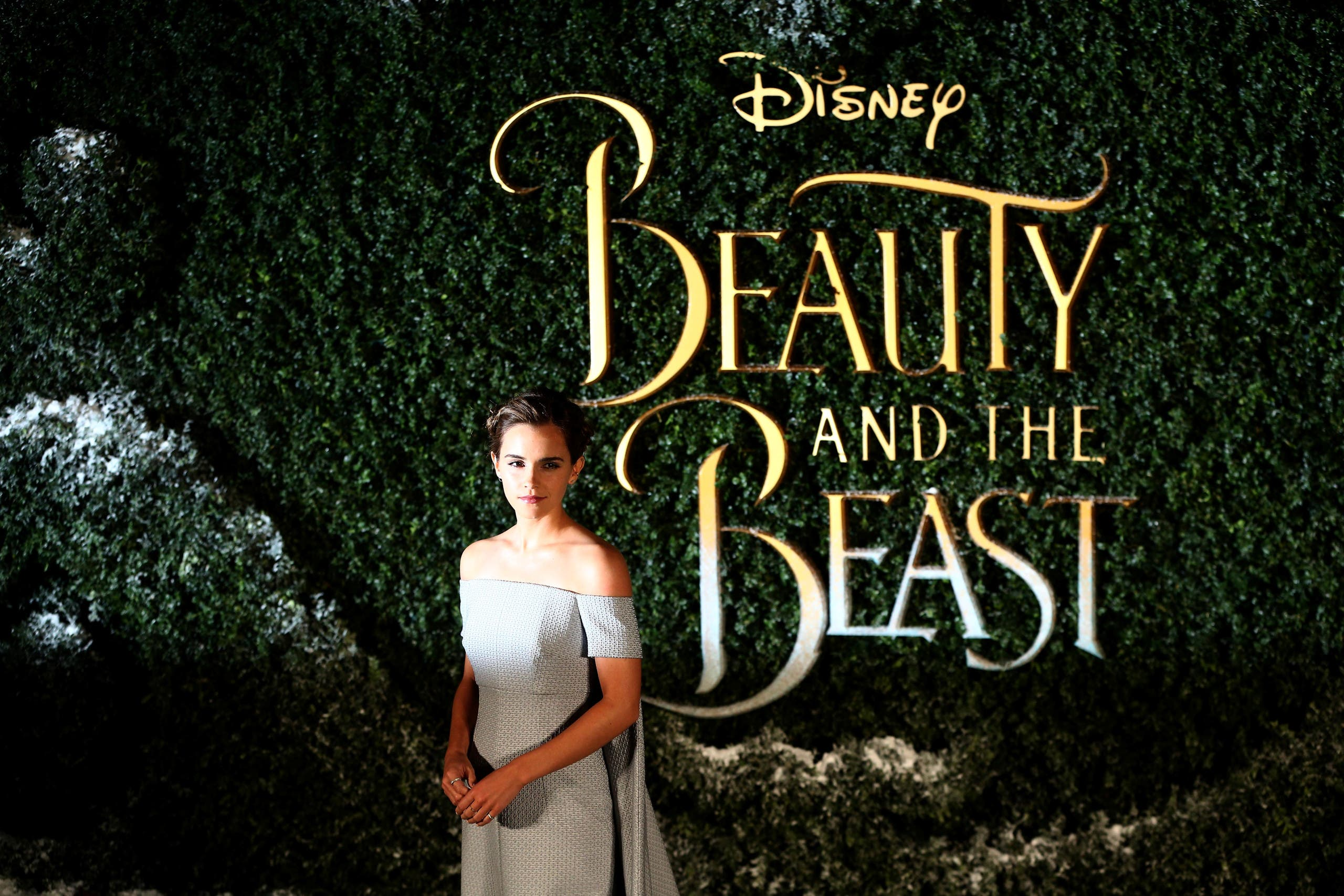 Actress Emma Watson star of 'Beauty and the Beast'. (Reuters)
