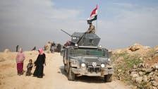القوات العراقية تعزل الجانب الغربي من الموصل عن تلعفر