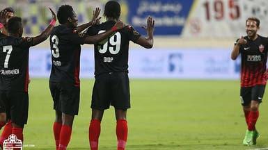 ديوب يقود أهلي دبي للفوز على فريقه السابق
