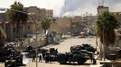 الموصل.. العبادي يخير عناصر داعش بين الاستسلام أو الموت