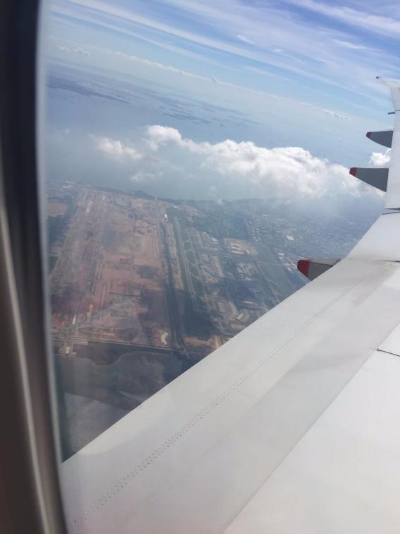 وداعا سنغافورة الجميلة