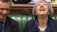 """برطانوی وزیراعظم پر ہنسی کا """"ہِذیانی"""" دورہ !"""