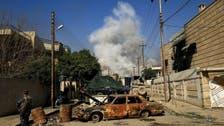 Roadside bomb north of Iraqi capital kills 4 security personnel