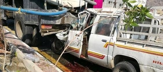 Saudi accident