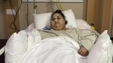 World's heaviest woman Eman loses 100kg after surgery