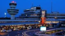 إلغاء مئات الرحلات بسبب إضراب في مطاري برلين