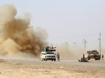خودروهای بمبگذاری شده داعش در غرب موصل