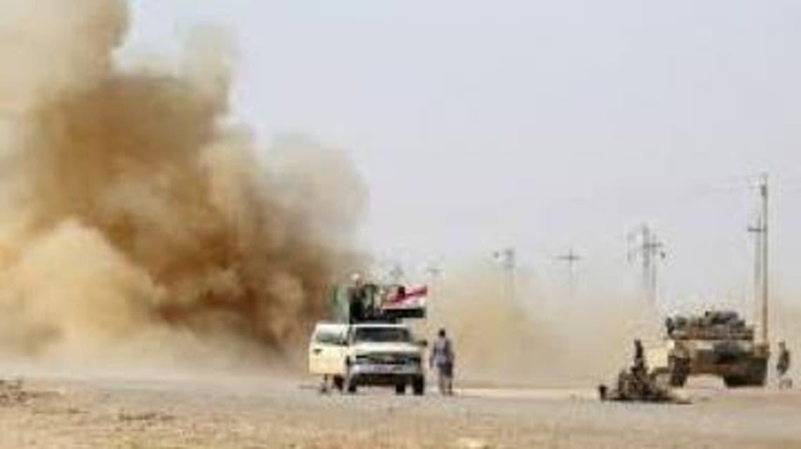 مفخخات داعش غرب الموصل