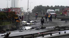 Five killed as helicopter crashes in outskirts of Istanbul
