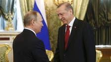 روسی صدر کی ایردوآن کو ریفرنڈم میں کامیابی پر مبارک باد