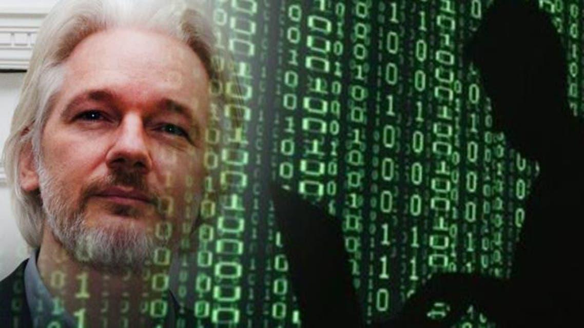 اسانج ويكيليكس سي آي ايه