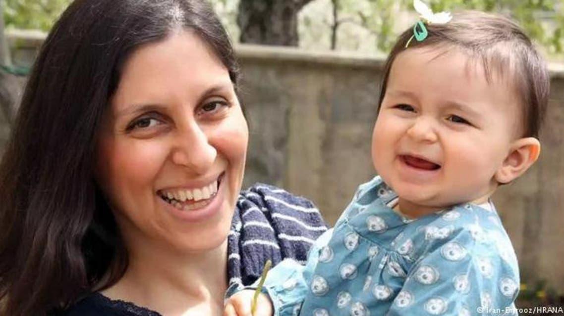 """موظفة """"رويترز"""" من سجنها: إيران سلبت طفولة ابنتي"""