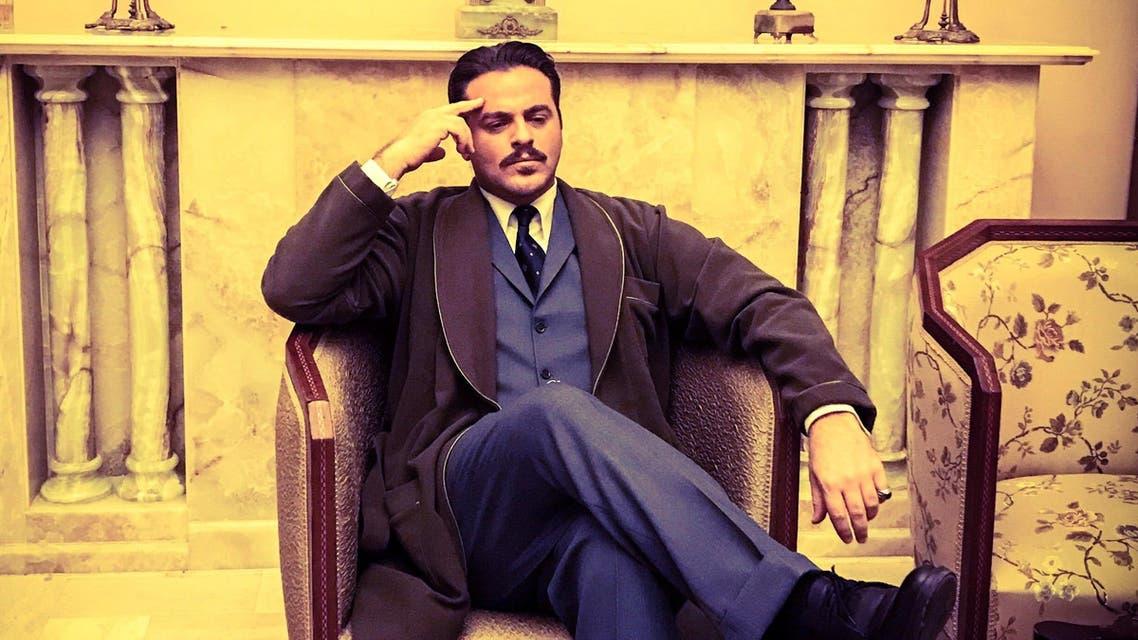 الممثل اللبناني يوسف الخال