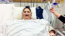 World's heaviest woman sheds half her weight after treatment in India