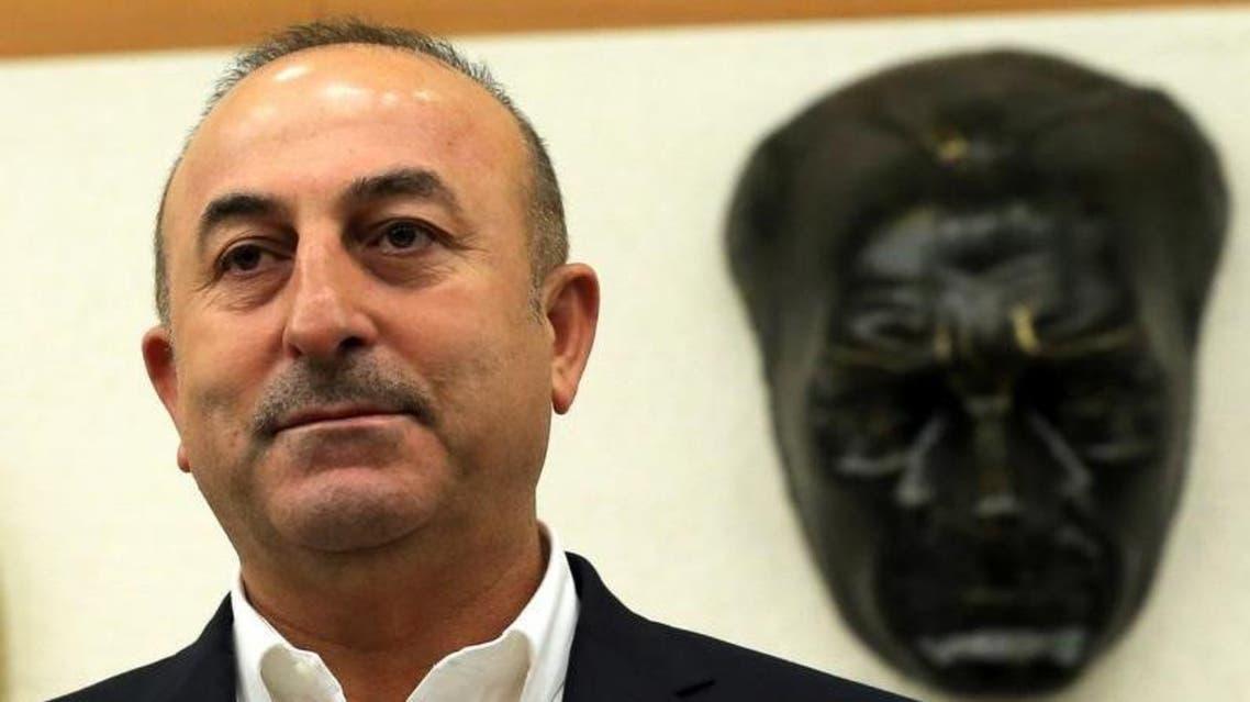 وزير الخارجية التركي مولود تشاوش أوغلو 3